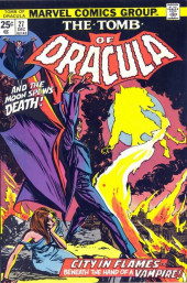 The tomb of Dracula (1972) -27- And the Moon Spews Death!