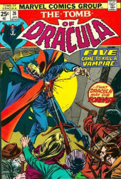 The tomb of Dracula (1972) -28- Five Came to Kill a Vampire!