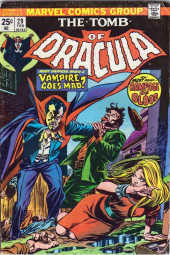 The tomb of Dracula (1972) -29- Rampage of Blood