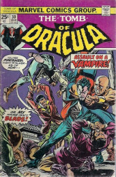 The tomb of Dracula (1972) -30- Assault on a Vampire!