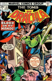 The tomb of Dracula (1972) -33- Blood on My Hands!