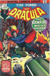 The tomb of Dracula (1972) -37- The Vampire Walks Among Us!