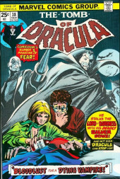 The tomb of Dracula (1972) -38- Bloodlust For A Dying Vampire!