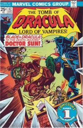 The tomb of Dracula (1972) -42- Blade &Dracula; to the death, against Doctor Sun!
