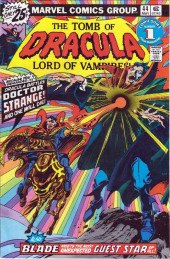 The tomb of Dracula (1972) -44- Dracula Battles Dr. Strange! And One Will Die!