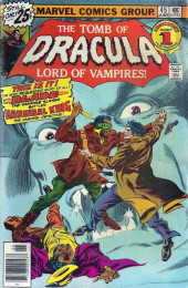 The tomb of Dracula (1972) -45- Blades battles Hannibal King