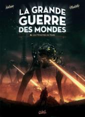 La grande Guerre des Mondes -3- Les Monstres de Mars