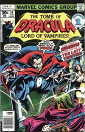 The tomb of Dracula (1972) -59- The Last Traitor!