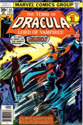 The tomb of Dracula (1972) -60- The Wrath Of Dracula!