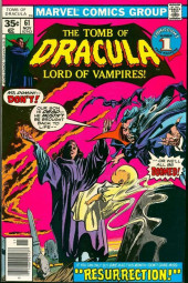 The tomb of Dracula (1972) -61- Resurrection!