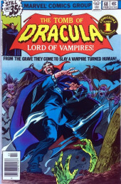 The tomb of Dracula (1972) -68- From the grave they come to slay a vampire turned human!