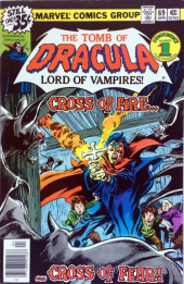 The tomb of Dracula (1972) -69- Cross of Fire...Cross of Fear!