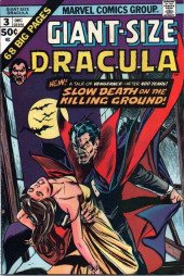 The tomb of Dracula (1972) -HS03- Slow Death On the Killing Ground!