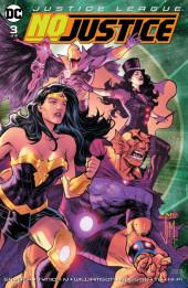 Justice League: No Justice (2018) -3- Team Wonder
