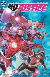 Justice League: No Justice (2018) -4- Team Wisdom