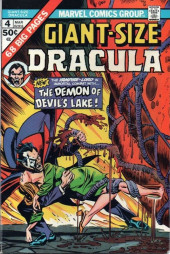 The tomb of Dracula (1972) -HS04- The Demon of Devil's Lake!