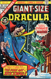 The tomb of Dracula (1972) -HS05- The Fine Art of Dying!