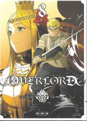 Overlord (Oshio/Miyama) -8- Tome 8