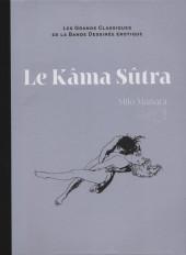 Les grands Classiques de la Bande Dessinée érotique - La Collection -6479- Le Kâma Sûtra