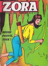Zora -4- KALI : Bonne chasse, Zora !