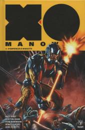 X-O Manowar (2018) -2- D'empereur à wisigoth