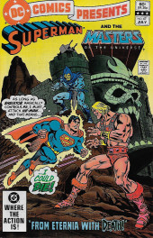 DC Comics Presents (1978) -47- From Eternia With Death!