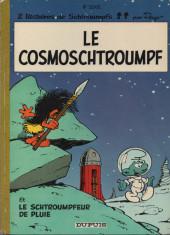 Les schtroumpfs -6a70- Le Cosmoschtroumpf