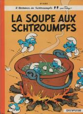 Les schtroumpfs -10a1983/06- La soupe aux schtroumpfs