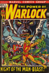 Warlock (1972) -1- The Day of the Prophet!