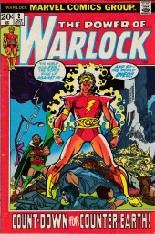 Warlock (1972) -2- Count-Down for Counter-Earth!