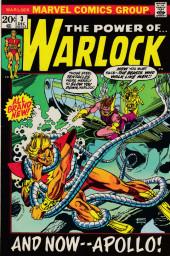 Warlock (1972) -3- The Apollo Eclipse