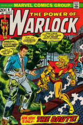 Warlock (1972) -6- The Brute!