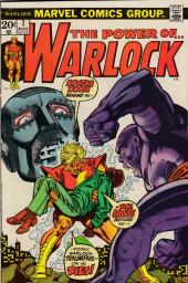 Warlock (1972) -7- Doom: At the Earth's Core!