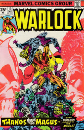Warlock (1972) -10- How Strange My Destiny! The Price! Part I Chapter I