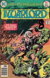 The warlord (1976) -3- War Gods of Skartaris