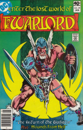The warlord (1976) -29- Return of the Gladiator