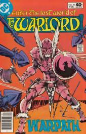The warlord (1976) -30- Warpath