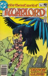 The warlord (1976) -31- Wings Over Shamballah