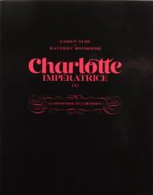 Charlotte Impératrice -1TT- La Princesse et l'Archiduc