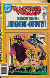 Wonder Woman (1942) -291- Book One: Judgment in Infinity!