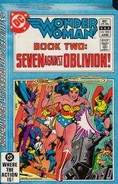 Wonder Woman (1942) -292- Book Two: Seven Against Oblivion!