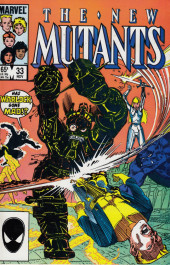 New Mutants (The) (1983) -33- Against All Odds