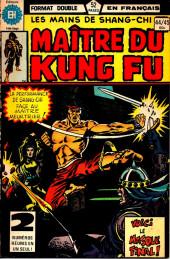 Les mains de Shang-Chi, maître du Kung-Fu (Éditions Héritage) -4445- La saga de War-Yore, partie IV: Les derniers visages