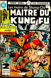 Les mains de Shang-Chi, maître du Kung-Fu (Éditions Héritage) -5253- Deux rivières