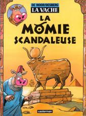 La vache -8- La momie scandaleuse