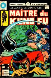 Les mains de Shang-Chi, maître du Kung-Fu (Éditions Héritage) -5455- Derniers combats