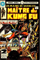 Les mains de Shang-Chi, maître du Kung-Fu (Éditions Héritage) -5657- Rentrer mourir
