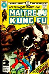 Les mains de Shang-Chi, maître du Kung-Fu (Éditions Héritage) -5859- Traîtres à la couronne