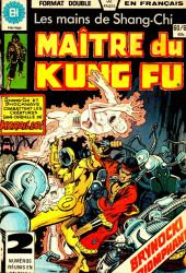 Les mains de Shang-Chi, maître du Kung-Fu (Éditions Héritage) -6061- Brynocki triomphant
