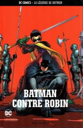 DC Comics - La légende de Batman -2649- Batman contre Robin